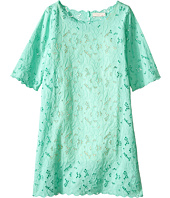 Stella McCartney Kids - Ettie Eyelet Dress (Toddler/Little Kids/Big Kids)