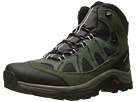 Authentic LTR GTX (Asphalt/Night Forest/Aluminium)