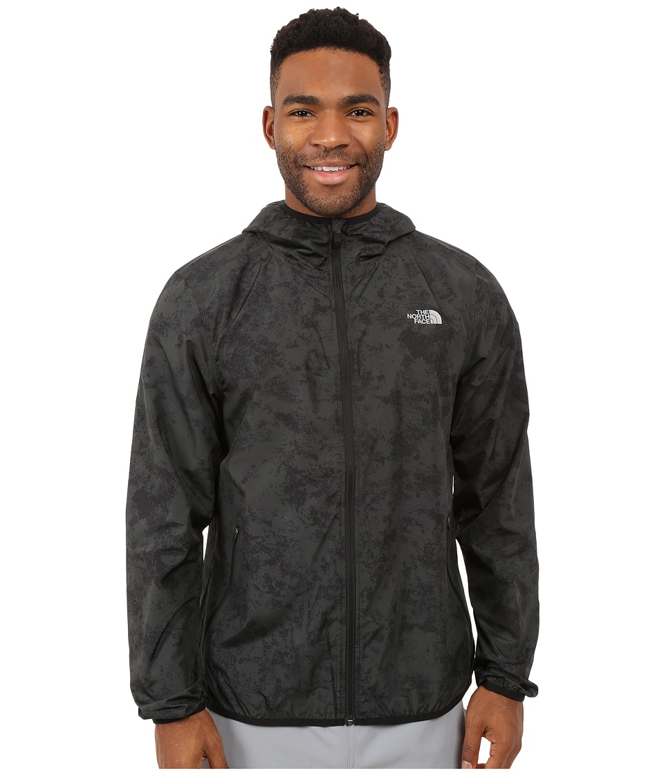 The North Face Ampere Wind Trainer TNF Black Mens Coat