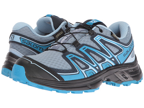 Salomon Wings Flyte 2 GTX - Windy Blue/Black/Blue Dream