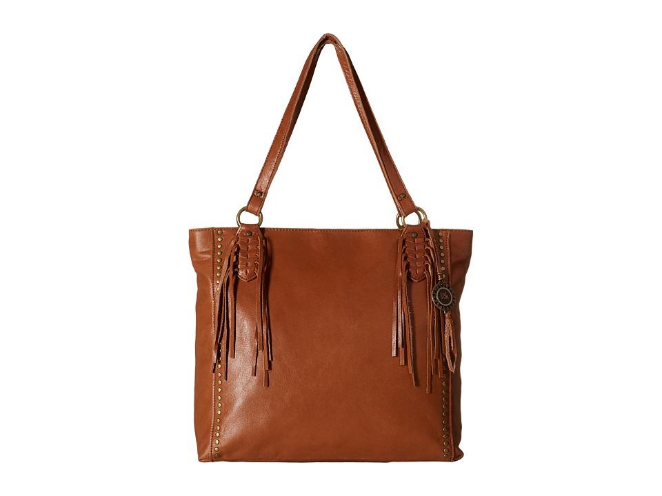 The Sak - Montara Tote (Tobacco) Tote Handbags