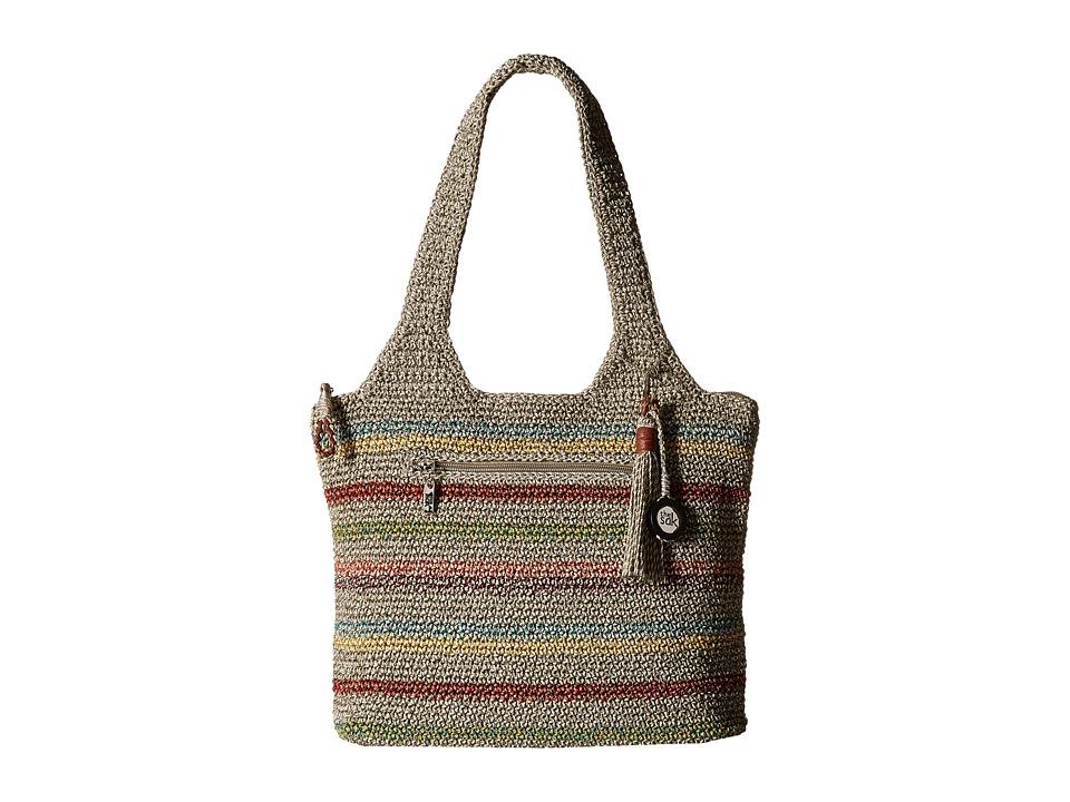 The Sak - Casual Classics Large Tote (Voyager Stripe) Tote Handbags