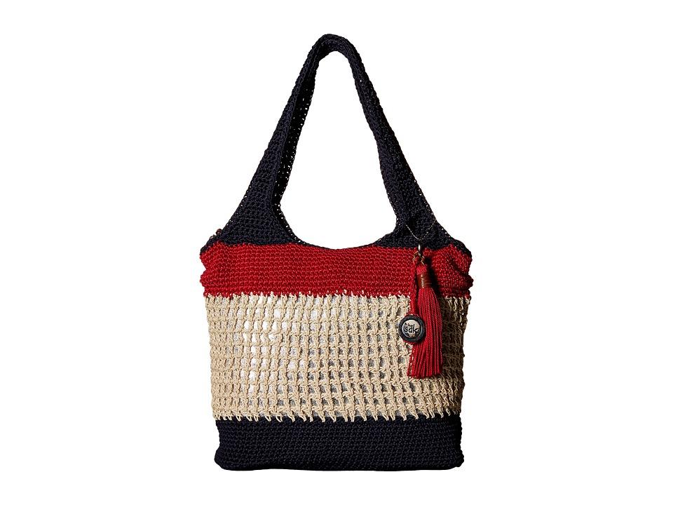 The Sak - Casual Classics Large Tote (Anthem Block) Tote Handbags