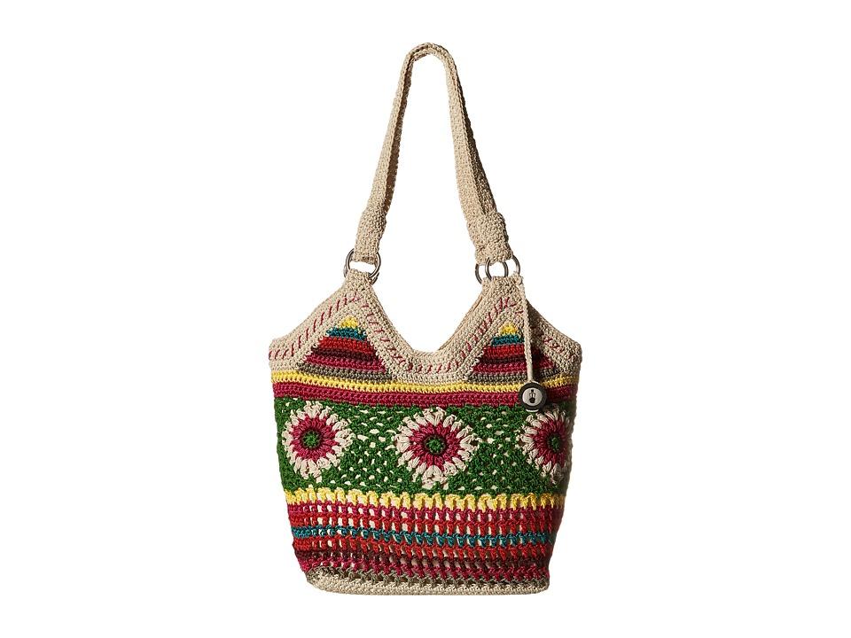 The Sak - Ellis Tote (Mutli Floral) Tote Handbags