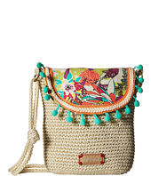Sakroots - Artist Circle Crochet Flap Crossbody
