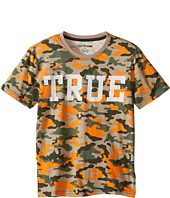 True Religion Kids - Camo Print Tee Shirt (Big Kids)