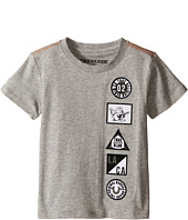 True Religion Kids - Patches Tee Shirt (Toddler/Little Kids)