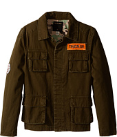 True Religion Kids - Military Jacket (Big Kids)