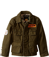 True Religion Kids - Military Jacket (Toddler/Little Kids)
