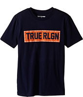True Religion Kids - Box Stitch Tee Shirt (Big Kids)