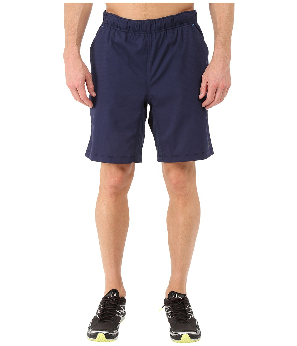 The North Face Ampere Dual Shorts Cosmic Blue/Bomber Blue Mens Shorts