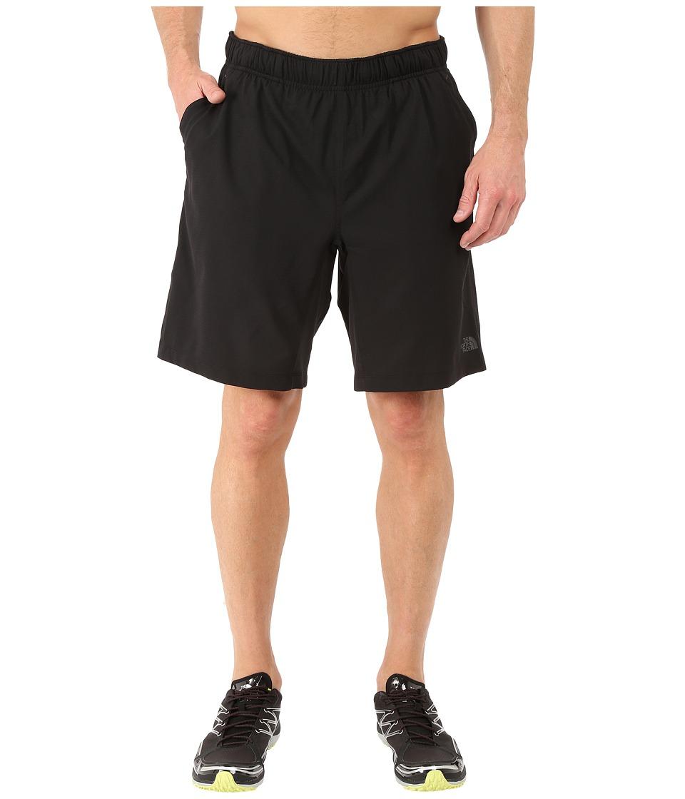 The North Face Ampere Dual Shorts TNF Black/Asphalt Grey Mens Shorts