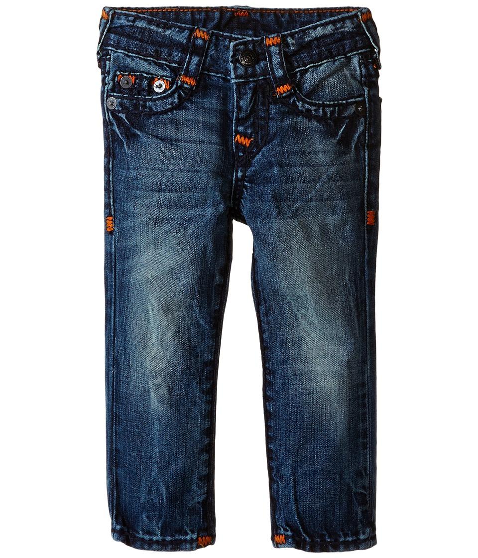 True Religion Kids Geno Super T Jeans in Blue Onyx Toddler/Little Kids Blue Onyx Boys Jeans