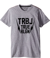 True Religion Kids - Thunder Bolt Tee Shirt (Big Kids)