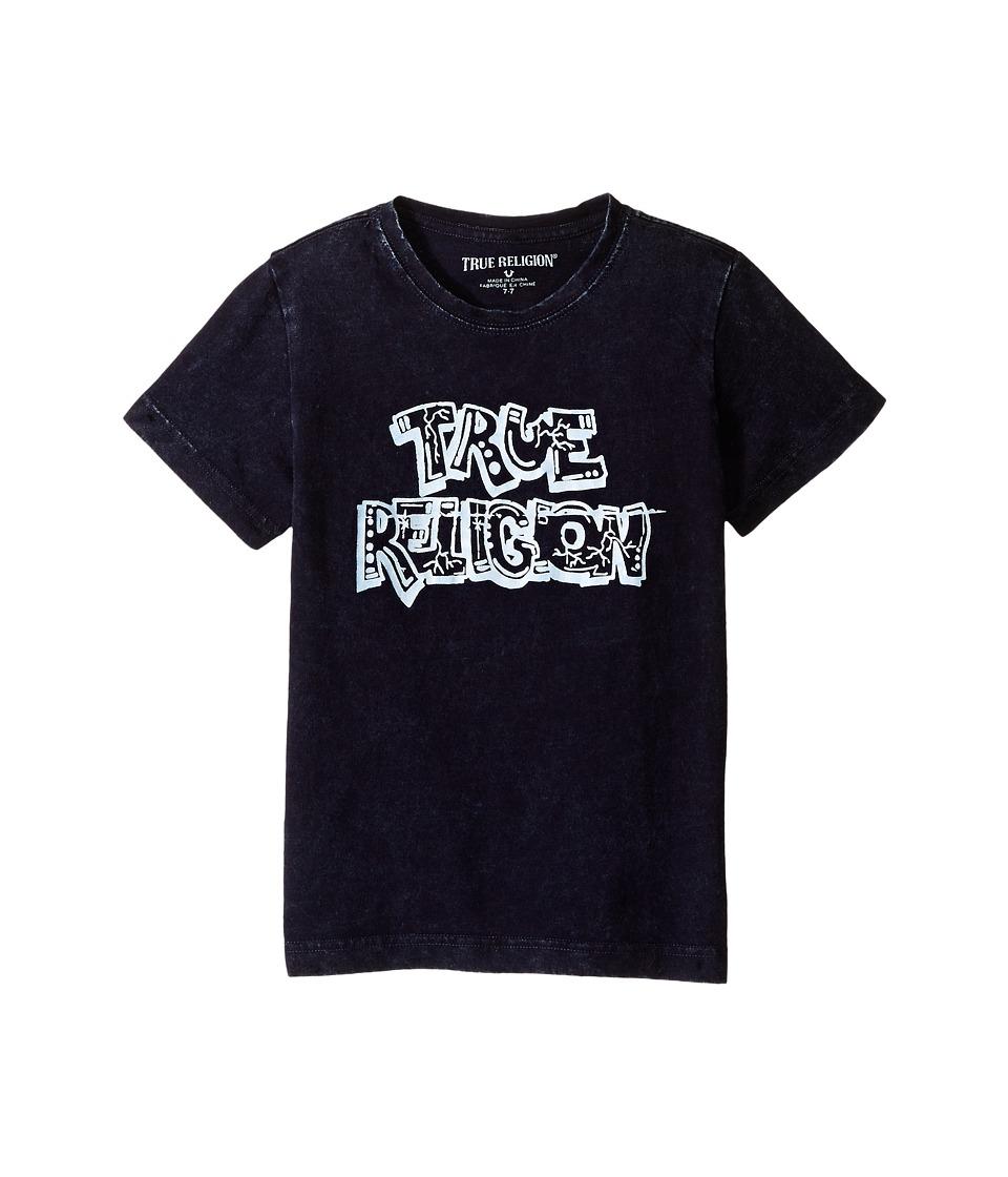 True Religion Kids - Wash Down Tee Shirt