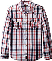 True Religion Kids - Plaid Woven Shirt (Toddler/Little Kids)