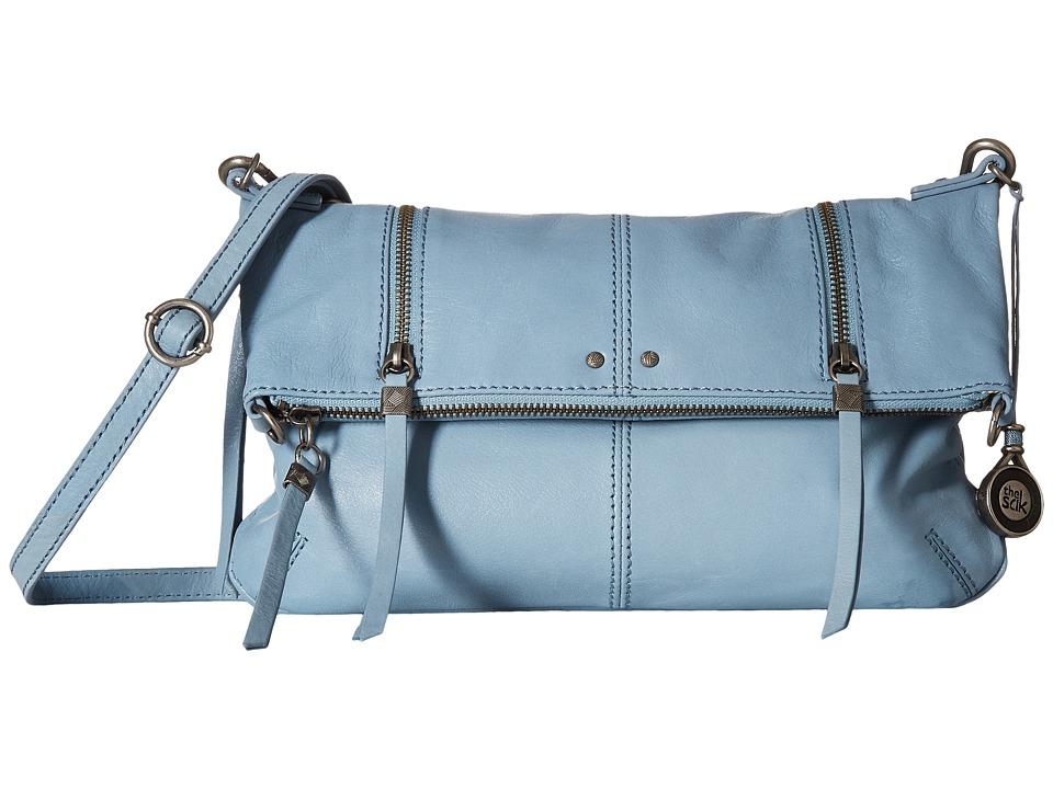 The Sak - Sanibel Foldover Crossbody (Harbour) Cross Body Handbags