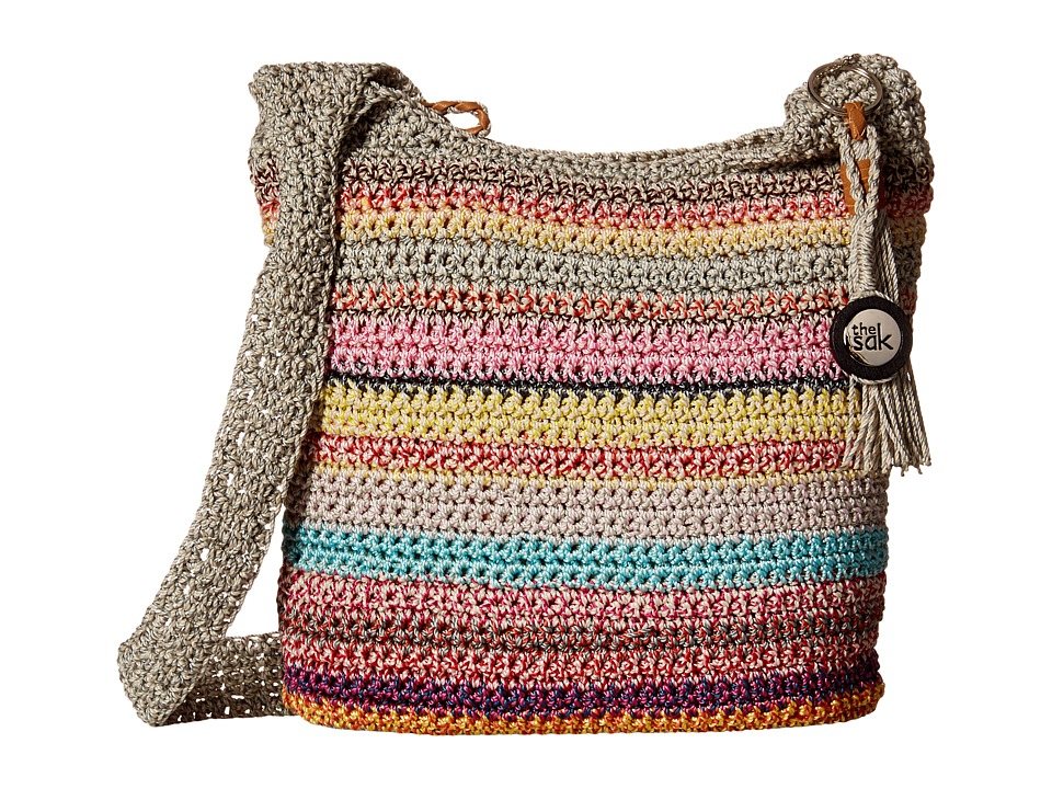 The Sak - Casual Classics Crossbody (Festi Stripe) Cross Body Handbags