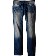 True Religion Kids - Geno Single End Jeans in Beaten Blue (Big Kids)