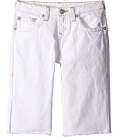 True Religion Kids - Geno Cut Off Shorts (Big Kids)