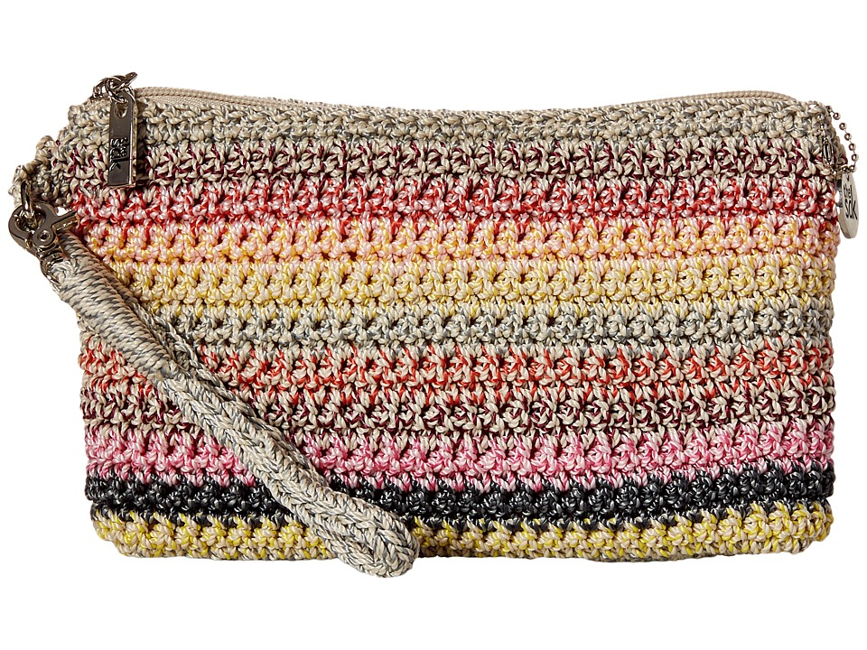 The Sak - Casual Classics Large Wristlet (Festi Stripe) Wristlet Handbags