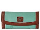 The Sak Iris Flap Wallet (Seascape)
