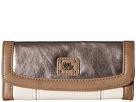The Sak Iris Flap Wallet (Cloud Sparkle Block)