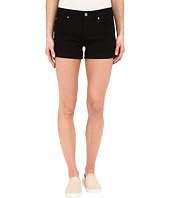 7 For All Mankind - Roll Up Shorts in Black