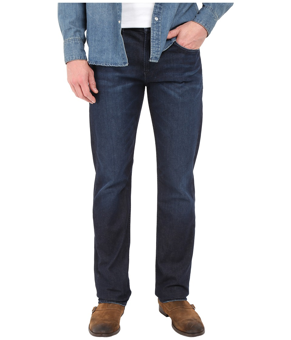 Hudson Byron Straight Jeans in Viral Viral Mens Jeans