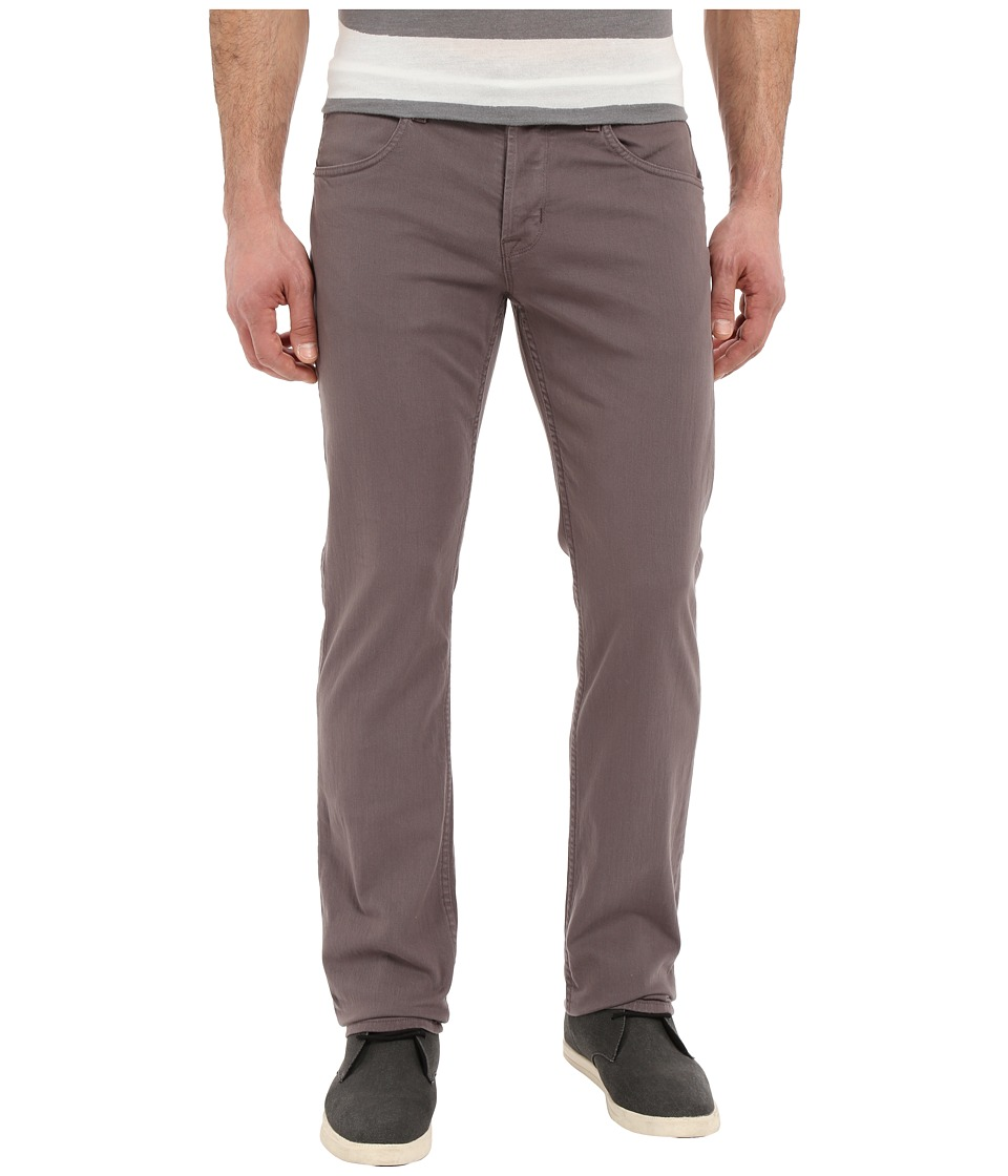 Hudson Byron Straight Jeans in Bishop Grey Bishop Grey Mens Jeans