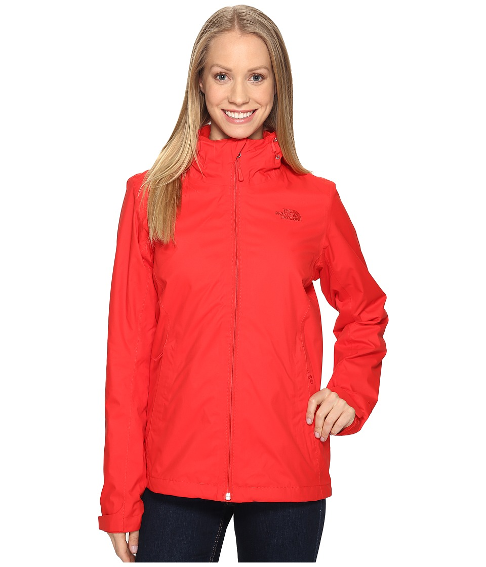 The North Face Arrowood TriClimate Jacket (High Risk Red) Women
