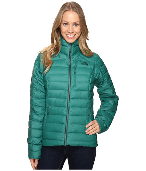 The North Face Polymorph Jacket - Conifer Teal