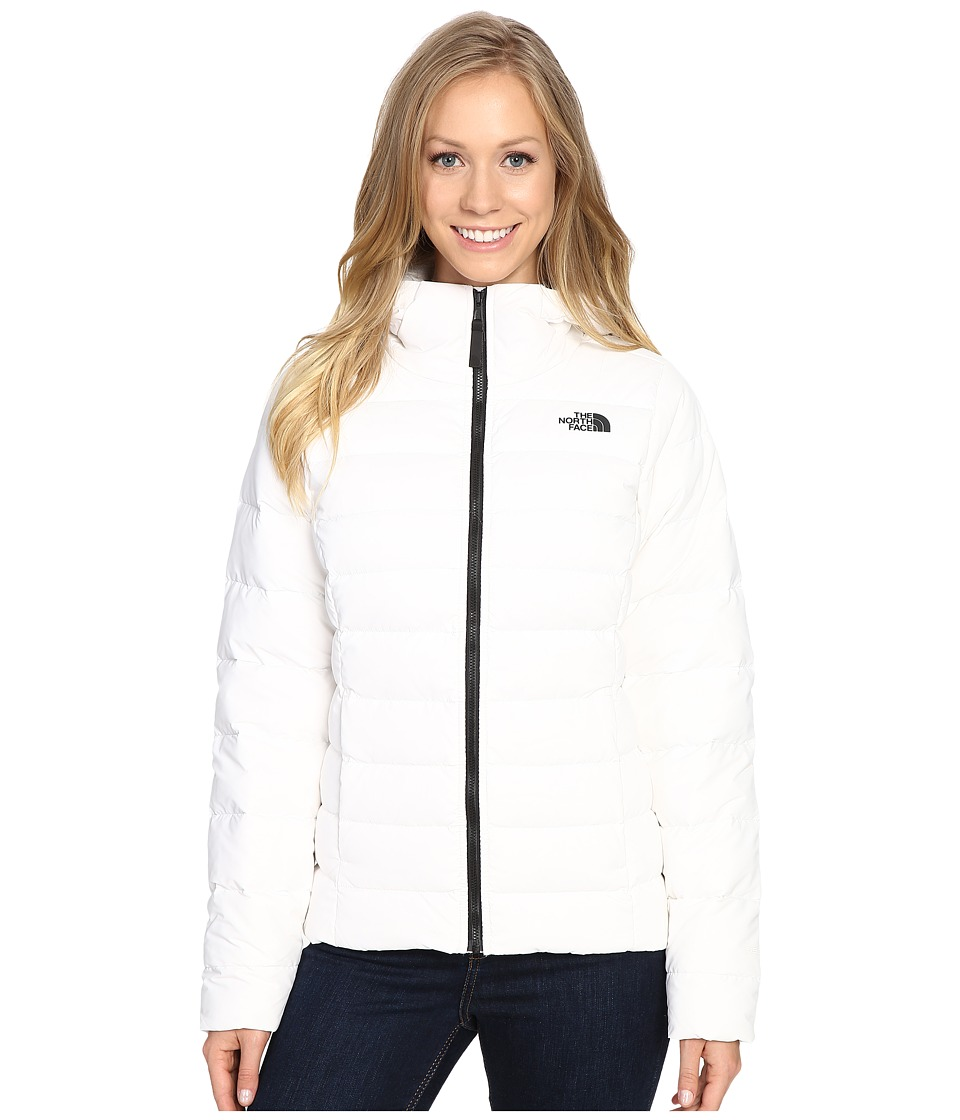 North Face Stretch Jacket (TNF White) Women's Coat