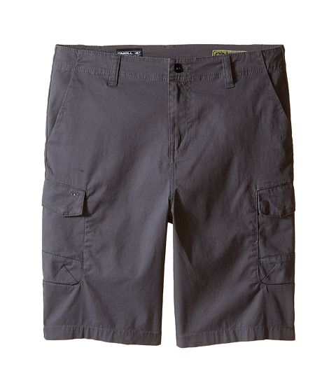 O'Neill Kids Black Hawk Cargo Shorts (Big Kids)