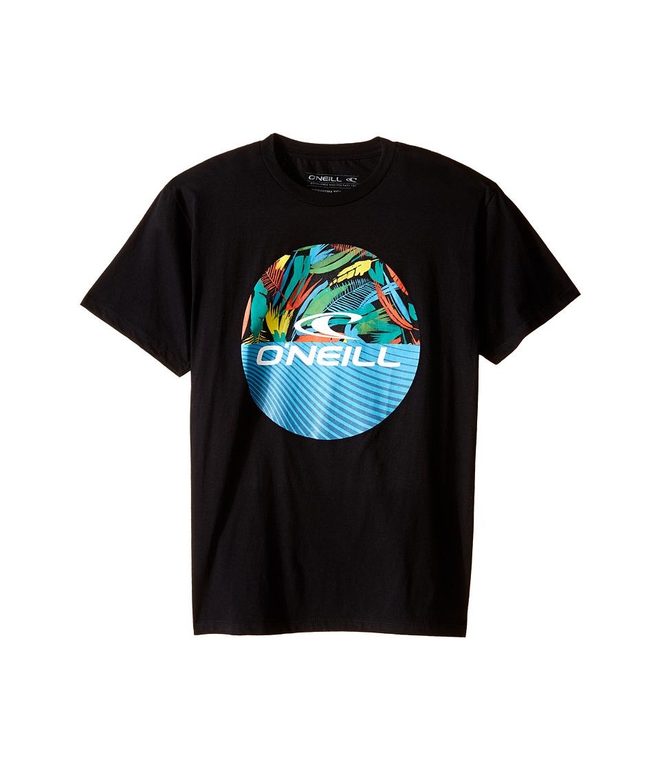 ONeill Kids Banger Tee Big Kids Black Boys T Shirt