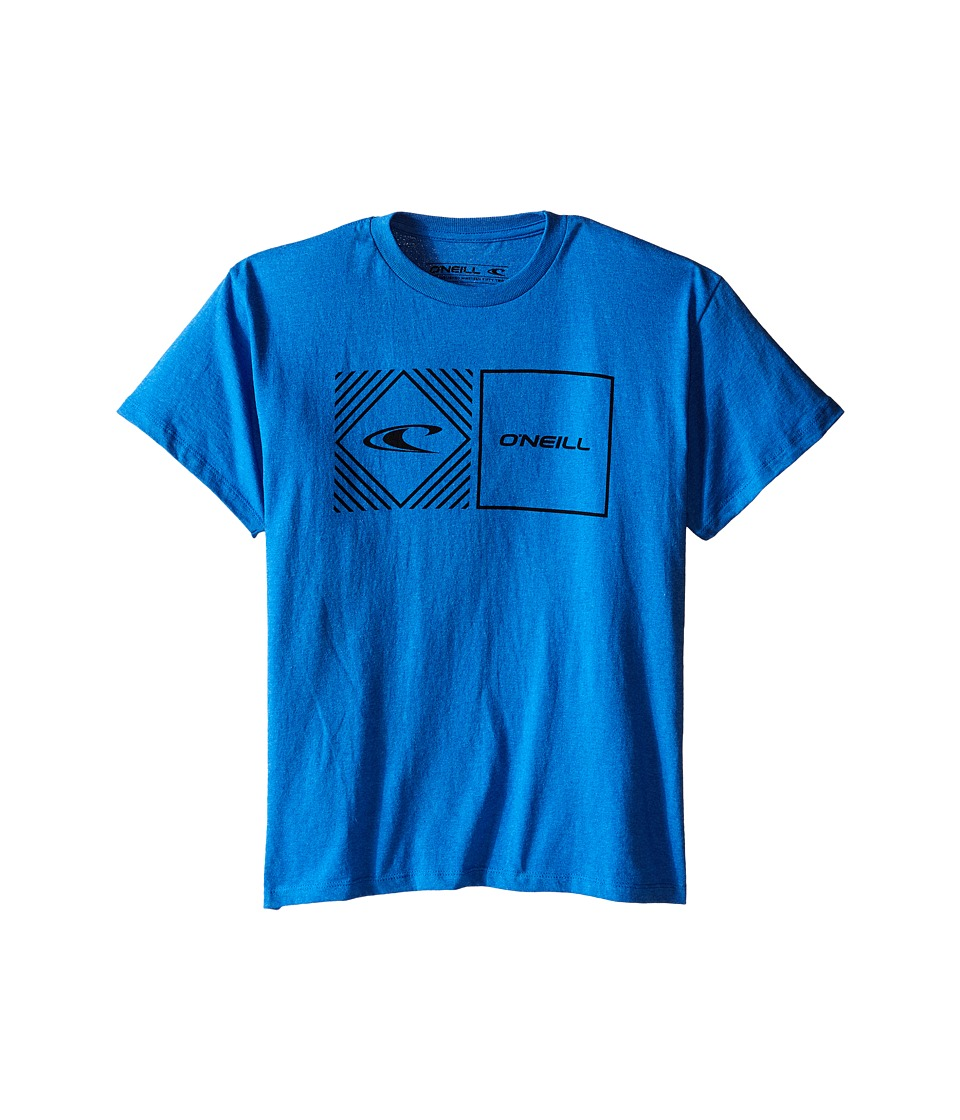 ONeill Kids As Is Tee Big Kids Sea Blue Boys T Shirt