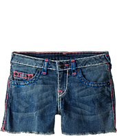 True Religion Kids - Joey Super T Shorts (Big Kids)