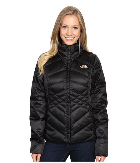 The North Face Aconcagua Jacket - TNF Black/Rose Dawn