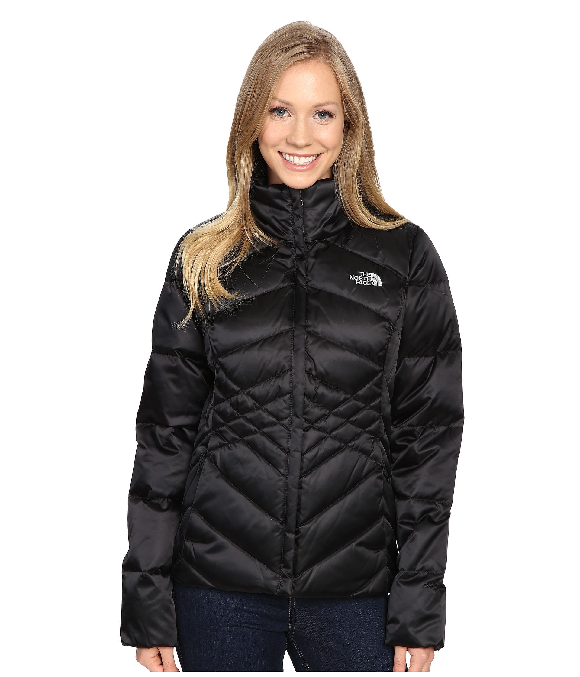 North Face Schoudertasje : The north face aconcagua jacket tnf black zappos