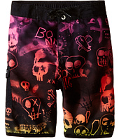 Billabong Kids - Bad Billys Scallop Boardshorts (Toddler/Little Kids)
