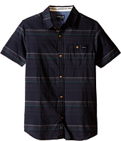 O'Neill Kids - Highnoon Short Sleeve Woven Top (Big Kids)