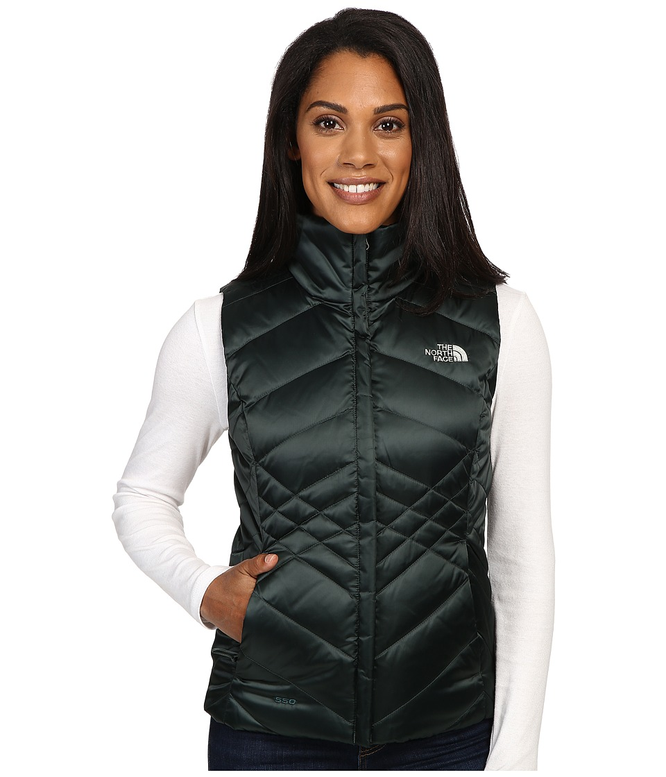 The North Face - Aconcagua Vest (Darkest Spruce) Women
