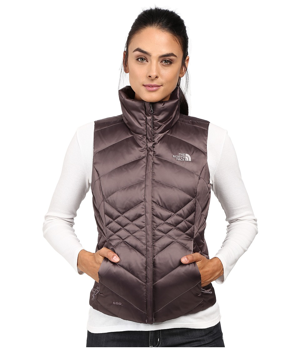 The North Face - Aconcagua Vest (Rabbit Grey) Women
