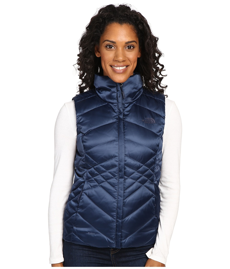 The North Face - Aconcagua Vest (Shady Blue) Women