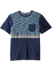 O'Neill Kids - Pugsley Short Sleeve Crew Top (Big Kids)