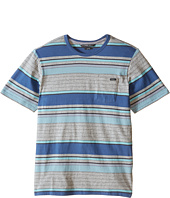O'Neill Kids - Lewis Short Sleeve Crew Top (Big Kids)