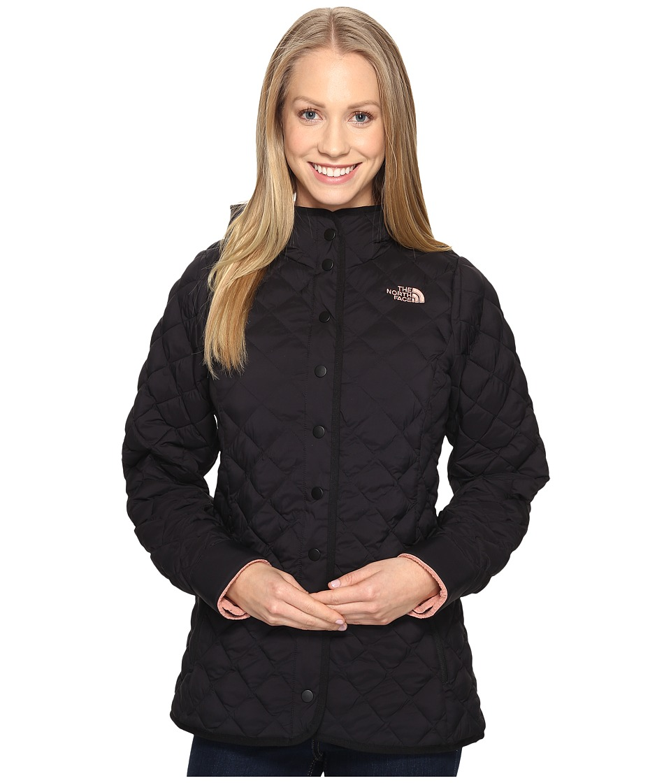 North Face ThermoBall Fur Hoodie (TNF Black (Prior Season...