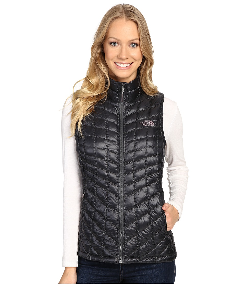 The North Face - ThermoBall Vest (Asphalt Grey) Women