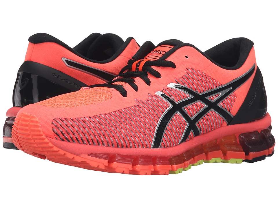 ASICS - Gel-Quantum 360 CM (Flash Coral/Black/Silver) Women