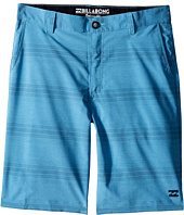 Billabong Kids - Crossfire X Stripe Walkshorts (Big Kids)